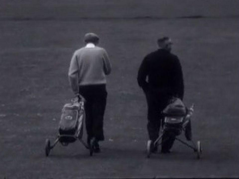 Le golf, le sport national écossais ! [RTS]