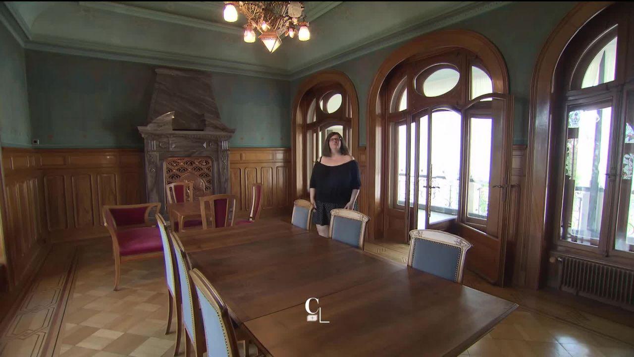 La Chaux-de-Fonds, son plan urbain en damier mais aussi ses intérieurs, façonnés par les horlogers [RTS]