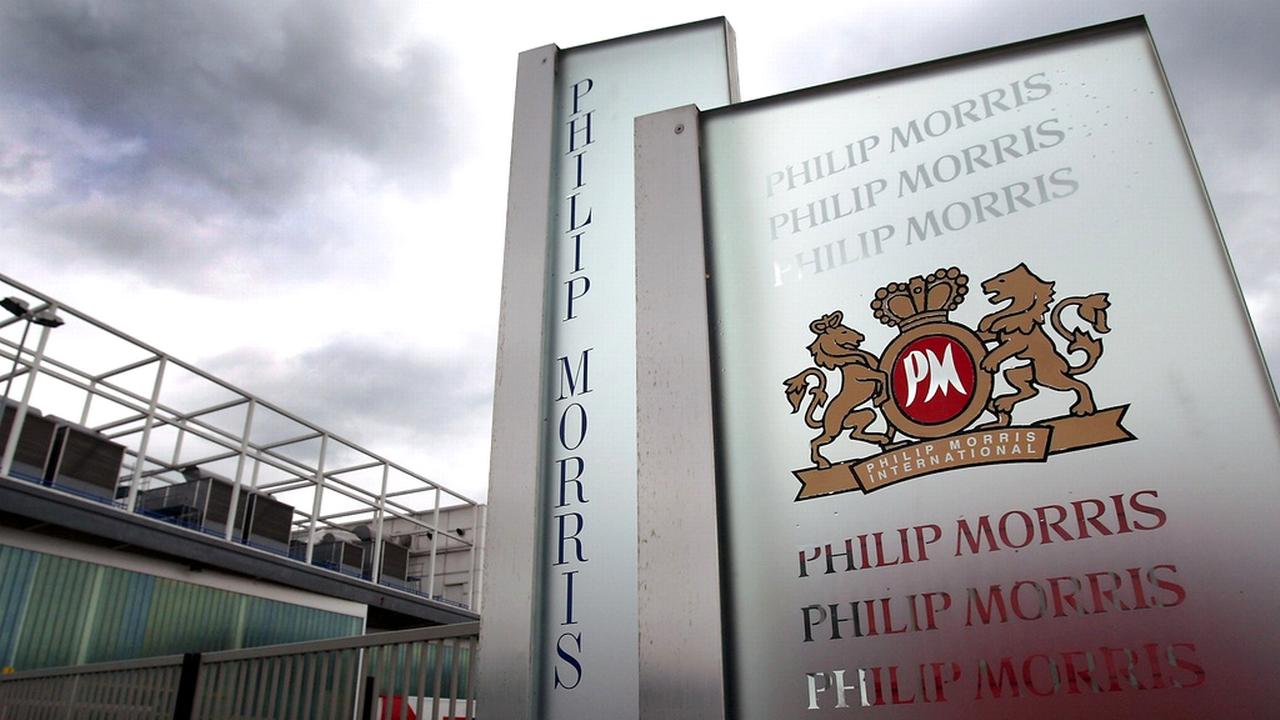 Philip Morris s'attend à être la cible de véritables enquêtes policières. [Fabrice Coffrini - Keystone]