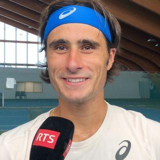 Gian Marco Moroni, 265e joueur mondial [Miguel Bao - RTS]
