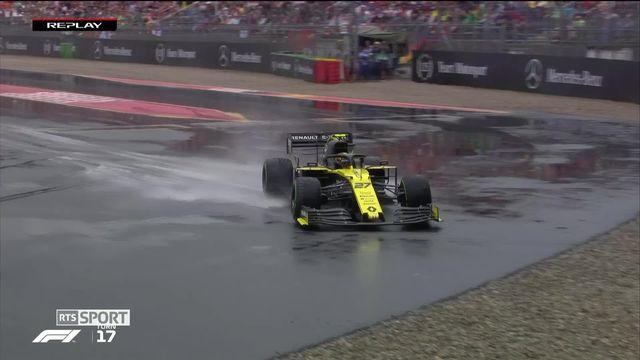 Formule 1: de la casse en Allemagne [RTS]