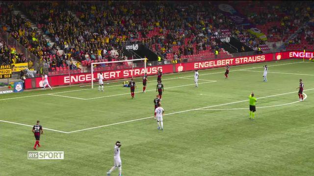 Football: Super League, YB - Xamax [RTS]