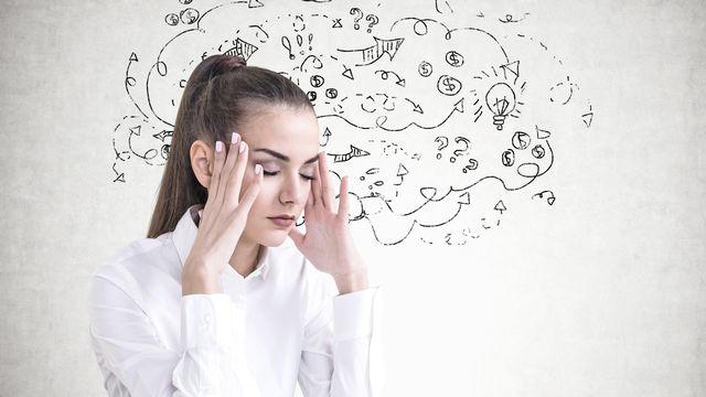 Le cerveau face au stress. [denisismagilov - Depositphotos]