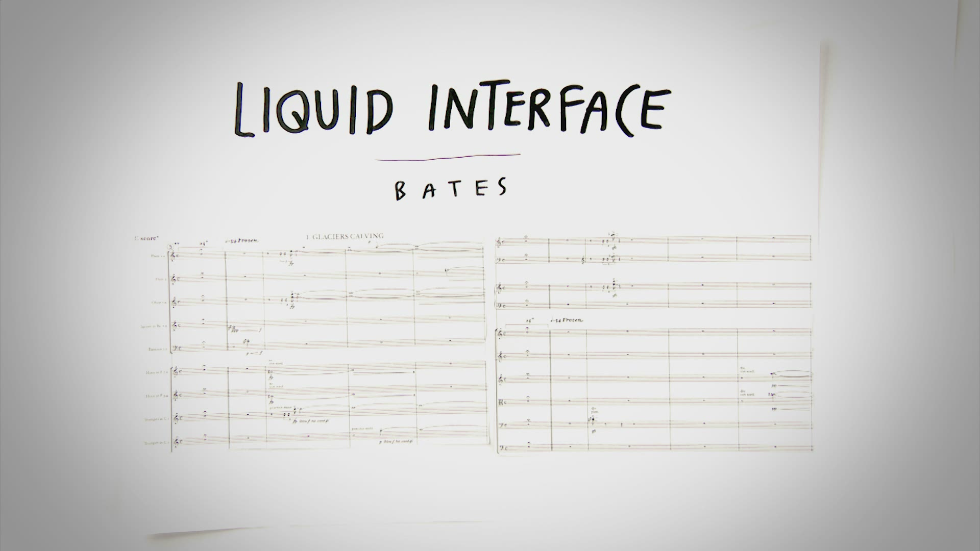 Mason Bates - Liquid Interface