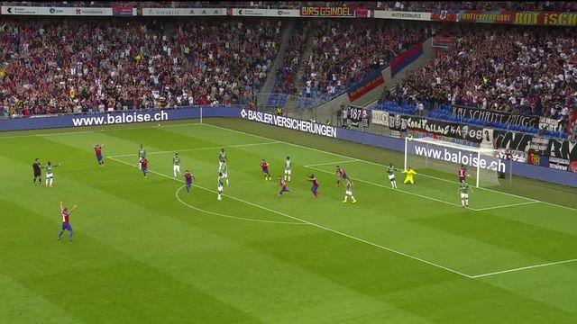 Bel exploit du FC Bâle face au PSV Eindhoven au 2e tour qualificatif de la Ligue des Champions. [RTS]