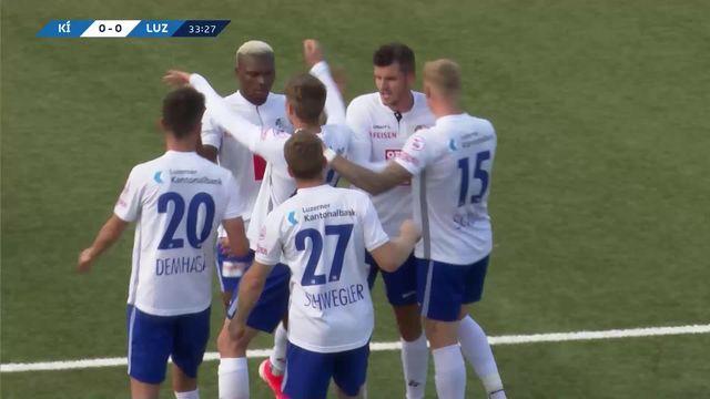 2e tour retour, Klaksvik – Lucerne (0-1): Lucerne se qualifie et affrontera l'Espanyol Barcelone au prochain tour [RTS]