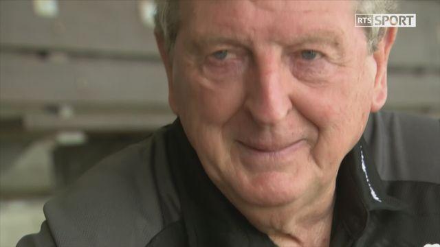 Roy Hodgson (entraîneur de Crystal Palace): ''l'équipe de Suisse a été un déclic pour la suite de ma carrière'' [RTS]