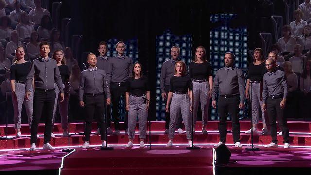 Eurovision des choeurs [RTS]