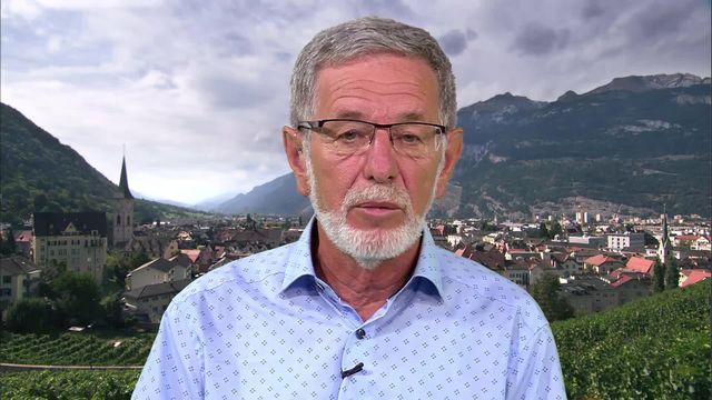 Le romanche est-il mal défendu en Suisse? Interview de Johannes Flury, président de la Lia Rumantscha [RTS]