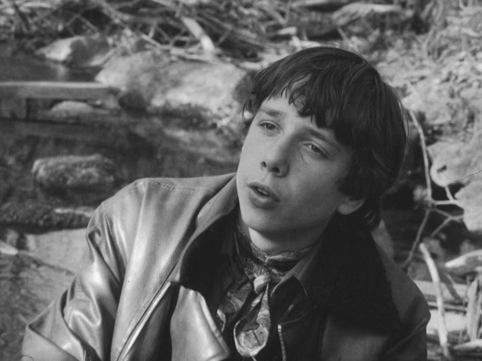 Les jeunes et la pollution en 1971. [RTS]