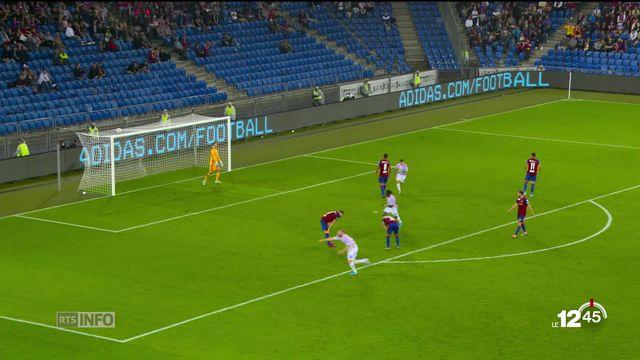 Bâle, tombeur du PSV Eindhoven au tour précédent, a été battu à domicile par les Autrichiens de Lask 2 à 1. [RTS]