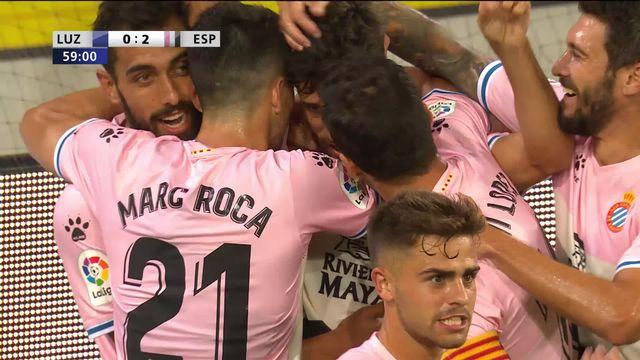 3e tour aller, Lucerne - Espanyol Barcelone (0-3): les meilleurs moments du match [RTS]