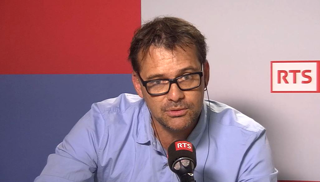 Marc Bühlmann, politologue.