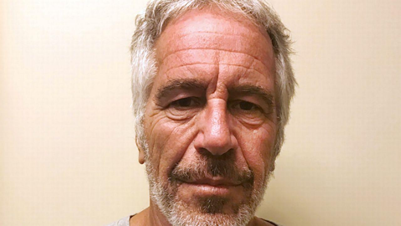 Jeffrey Epstein, photographié le 29 mars 2017 pour le registre des délinquants sexuels de l'État de New York. [Keystone]