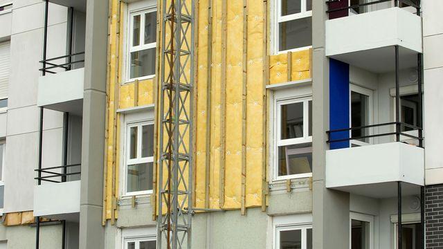 En Suisse, les bâtiments consomment près de 40% de l'énergie. [Alain Le Bot - Photononstop/AFP]