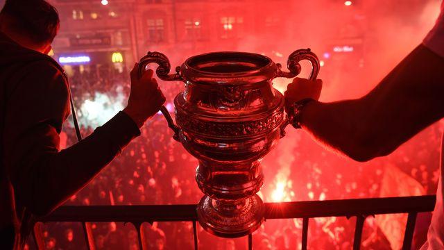 Football: la fameuse Coupe de Suisse. [Sacha Grossenbacher - Keystone]