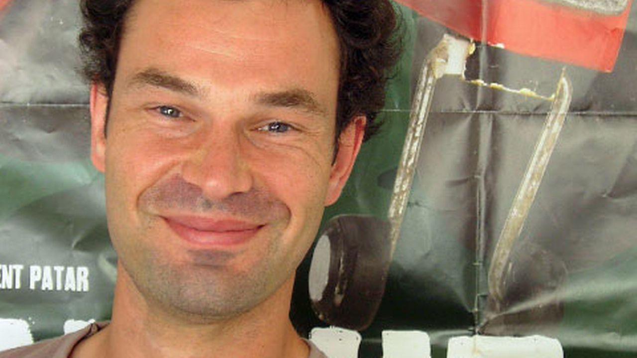 Bruno Quiblier, directeur de l'association Base-Court.