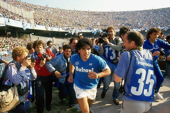 """""""Maradona"""", une plongée dans la vie fascinante de l'étoile du football"""