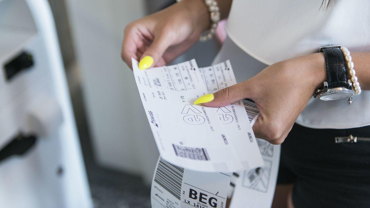 Le prix des billets d'avion pourrait augmenter. [Christian Beutler - Keystone]