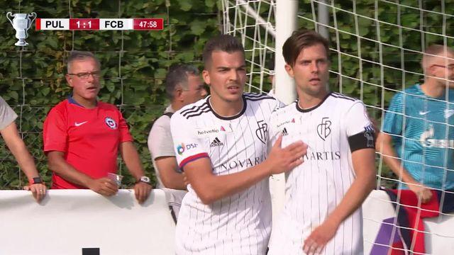 1-32, Pully Football - FC Bâle (1-4): tous les buts du match [RTS]