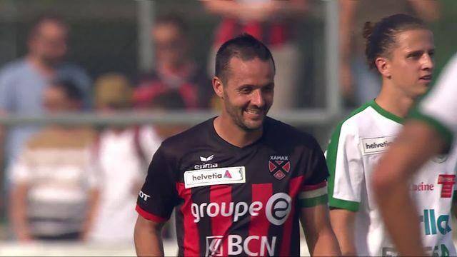 1-32,  Yverdon - Xamax (1-2): les buts du match [RTS]
