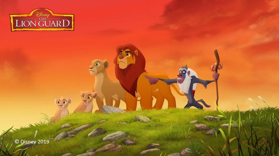 La garde du roi lion [© Disney 2019]
