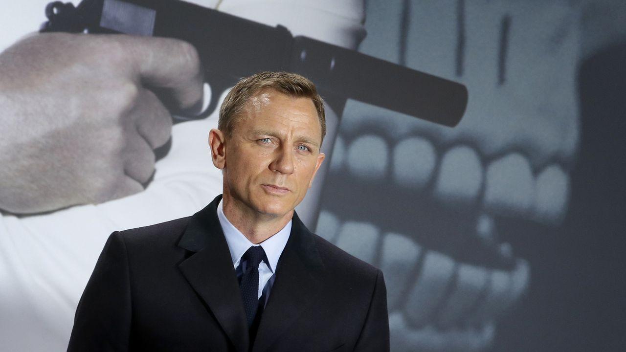 Daniel Craig jouera une cinquième fois James Bond. [AP Photo/Michael Sohn - Keystone]