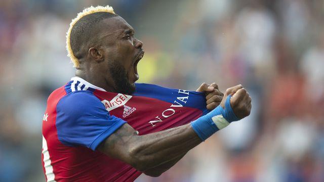 Serey Die aura remporté 4 championnats de Suisse sous les couleurs du FCB. [Melanie Duchene - Keystone]