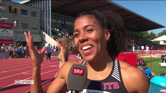 Athlétisme: retour sur les Championnats de Suisse [RTS]