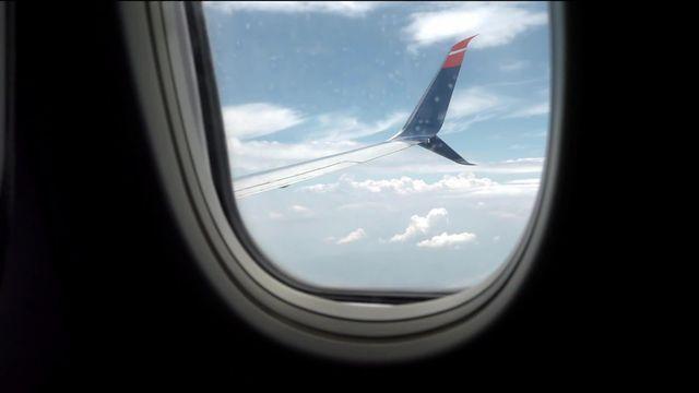 Vols en avion: où va vraiment l'argent des compensations carbone? [RTS]