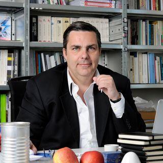 Frédéric Maire, directeur de la Cinémathèque suisse. [Dominic Favre - Keystone]