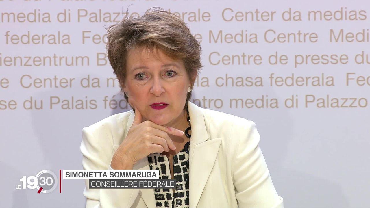Politique climatique: la Suisse doit viser la neutralité carbone dès 2050. [RTS]