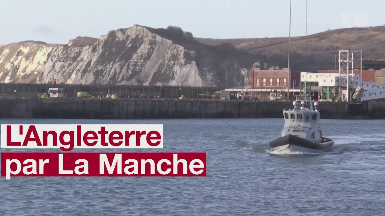Traverser La Manche [RTS]