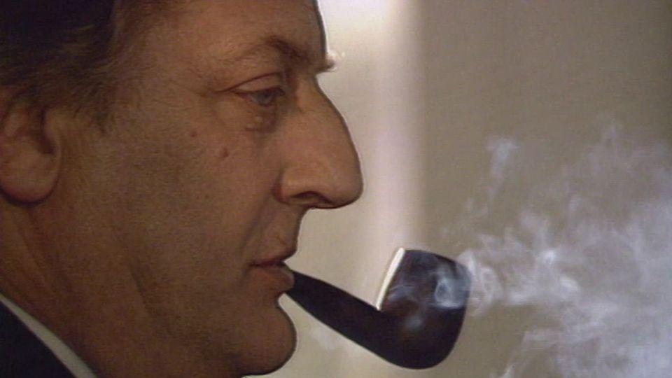 Bruno Cremer en 1991. [RTS]