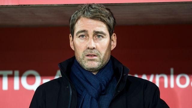 René Weiler a été licencié en début d'année par le FC Lucerne. [Alexandra Wey - Keystone]
