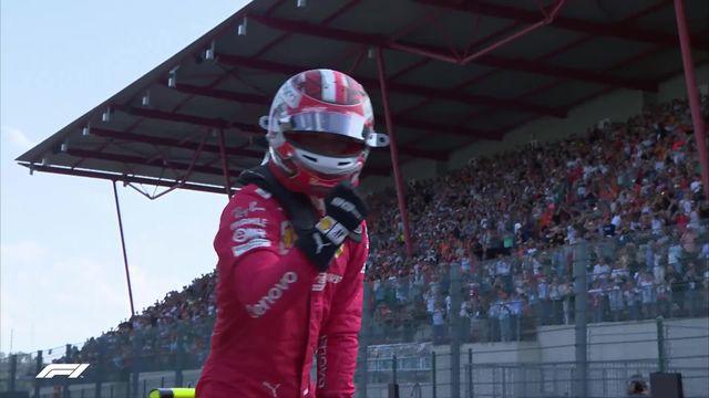 GP de Belgique (#13), Q3: Charles Leclerc (MON) prend la pole [RTS]