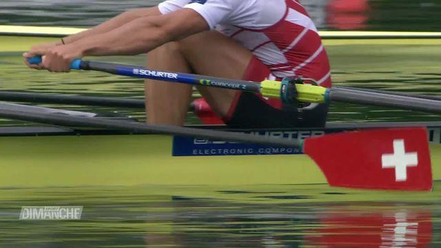 Aviron, Championnats du monde: Pas de médaille pour les Suisses [RTS]