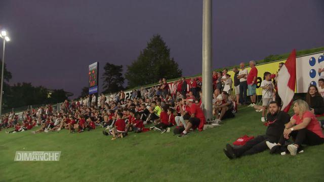 Football, Challenge League: Stade-Lausanne-Ouchy - Lausanne-Sport, derby Lausannois à Nyon [RTS]