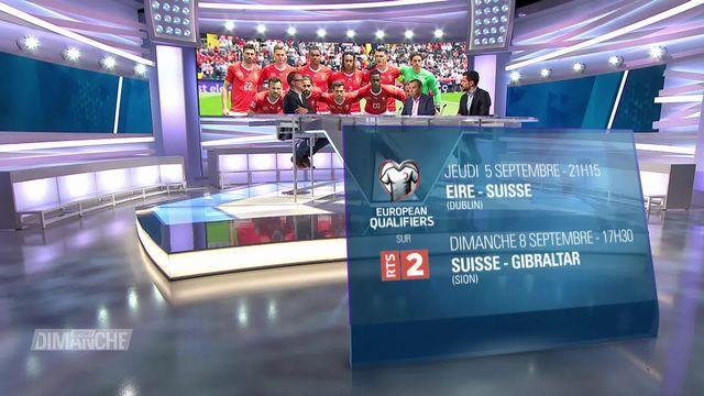 Football, Qualifications Euro 2020: Tour d'horizon de la liste des joueurs de l'équipe nationale [RTS]