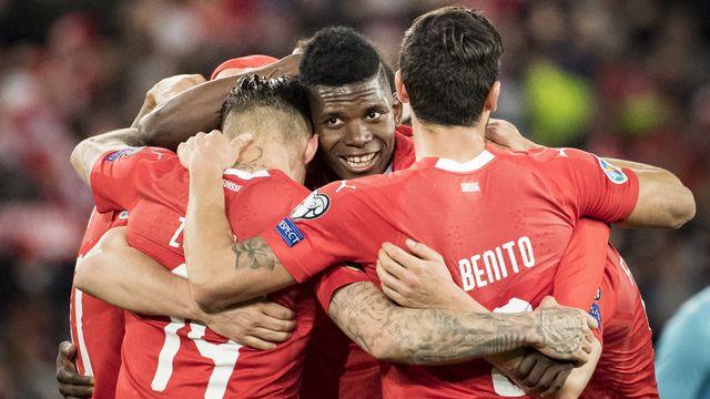Equipe de Suisse 2019
