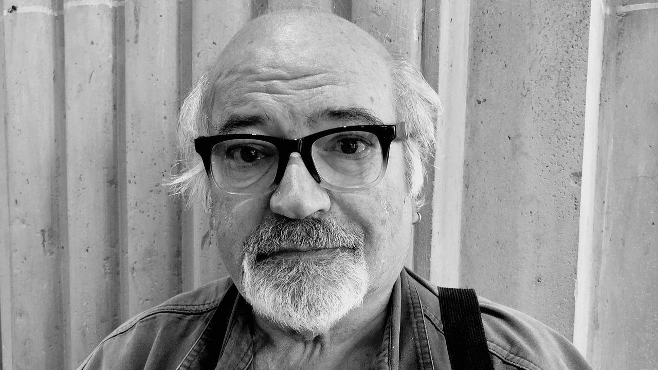 Jean Solé, dessinateur. img fournie par attachée de prod (dans via). Witold Langlois RTS [Witold Langlois - RTS]
