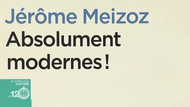 Le livre du Valaisan Jérôme Meizoz est une chronique caustique de l'emballement aveugle pour le progrès. [RTS]