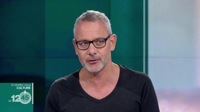 """L'écrivain valaisan Jérôme Meizoz: """"J'aime laisser au lecteur une part d'imagination"""". [RTS]"""