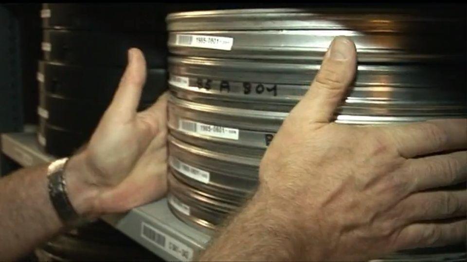 Bobine de films