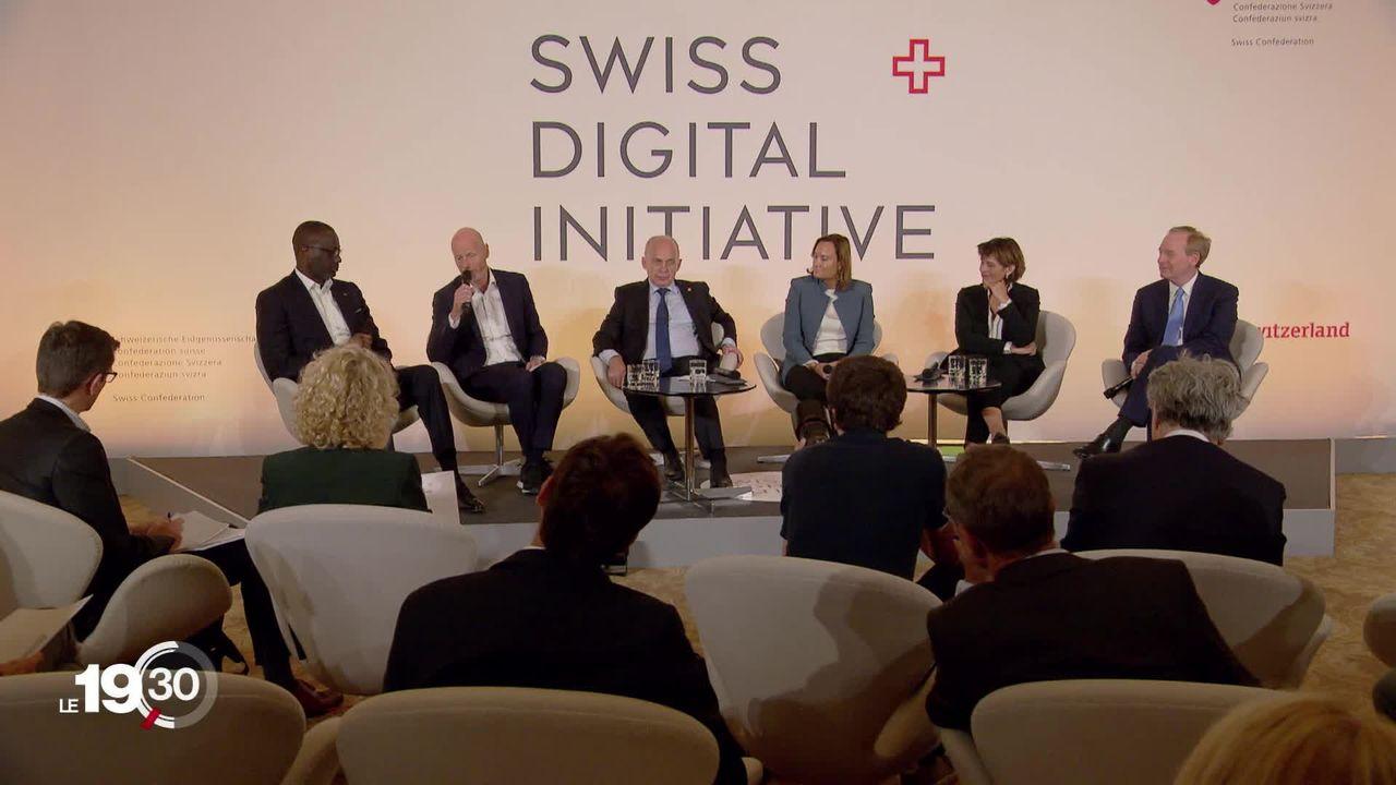 Un centre d'éthique numérique va être créé à Genève. Objectif: éviter les abus dont sont victimes les consommateurs du Net [RTS]