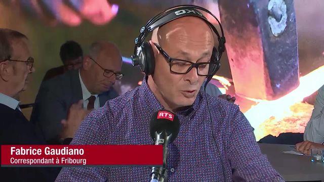 Les enjeux des élections fédérales 2019 pour le canton de Fribourg (vidéo) [RTS]