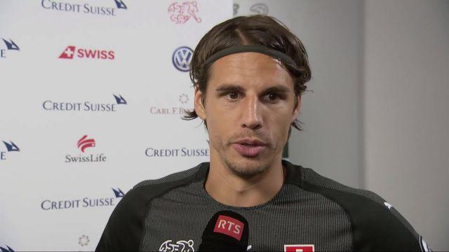 Gr.D, Irlande – Suisse (1-1): la déception de Yann Sommer après le match [RTS]