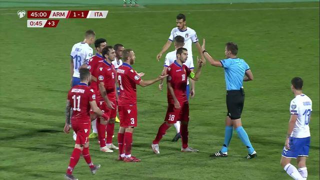 Gr.J, Azerbaïdjan – Italie (1-3): victoire dans la douleur pour l'Italie [RTS]