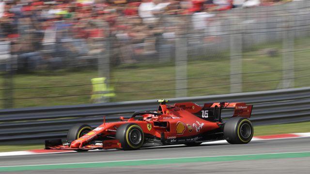 Auto Formule1 Formule 1 Rts Ch