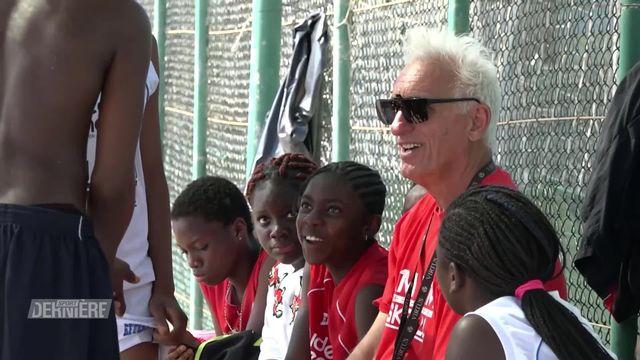 Projet Tam Tam: l'espoir grâce au Basket [RTS]